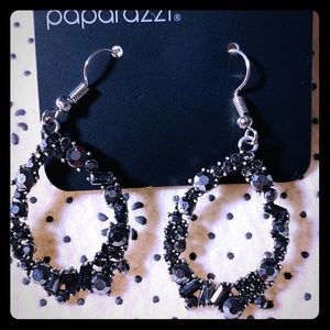 Couture Silver Earrings